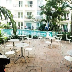 Отель Park Lane Condominium Таиланд, Паттайя - отзывы, цены и фото номеров - забронировать отель Park Lane Condominium онлайн бассейн фото 2