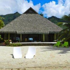 Отель Enjoy Villa Pool And Beach Французская Полинезия, Папеэте - отзывы, цены и фото номеров - забронировать отель Enjoy Villa Pool And Beach онлайн