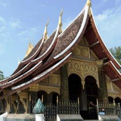 Отель Cafe de Laos Inn