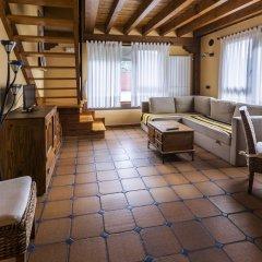 Отель Centro de Turismo Rural La Coruja del Ebro комната для гостей фото 4