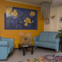 Hotel Solarium Чивитанова-Марке интерьер отеля фото 3