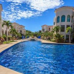 Отель Paseo del Sol by Royal Properties Плая-дель-Кармен бассейн фото 3