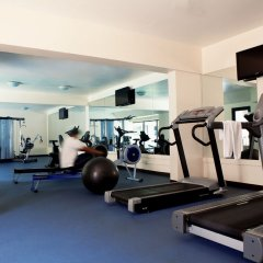 Golden Sands Hotel Apartments фитнесс-зал фото 4