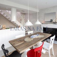 Апартаменты Taras Na Fali Apartments Сопот питание