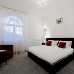 Отель Романов Краснодар комната для гостей фото 4
