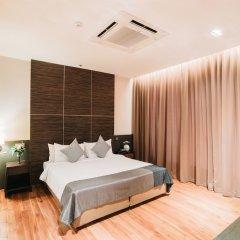 Отель Vertical Suite Бангкок комната для гостей фото 3