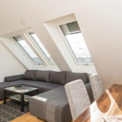 Отель Betariel Apartments L79 Австрия, Вена - отзывы, цены и фото номеров - забронировать отель Betariel Apartments L79 онлайн комната для гостей фото 4