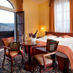 Отель Chateau Monty Spa Resort комната для гостей фото 4