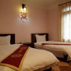 Thien Ngan Sapa Hotel комната для гостей фото 3
