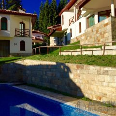 Отель Villas & SPA at Pamporovo Village