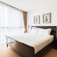 Отель Sky Walk Condominium By Favstay Таиланд, Бангкок - отзывы, цены и фото номеров - забронировать отель Sky Walk Condominium By Favstay онлайн комната для гостей фото 2