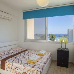 Отель Fig Tree Bay Кипр, Протарас - отзывы, цены и фото номеров - забронировать отель Fig Tree Bay онлайн комната для гостей фото 4