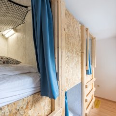 Bubu Hostel комната для гостей