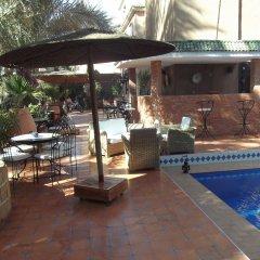 Отель Riad Marrat Марокко, Загора - отзывы, цены и фото номеров - забронировать отель Riad Marrat онлайн бассейн