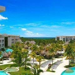 Отель Paradisus Playa del Carmen La Esmeralda All Inclusive бассейн фото 2
