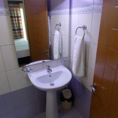 Отель Studios Villa Vasili Албания, Ксамил - отзывы, цены и фото номеров - забронировать отель Studios Villa Vasili онлайн ванная фото 2