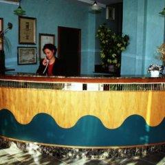 Hotel Ristorante La Scogliera Амантея интерьер отеля