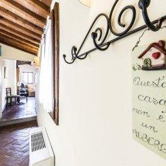 Отель Santa Croce View Италия, Флоренция - отзывы, цены и фото номеров - забронировать отель Santa Croce View онлайн интерьер отеля
