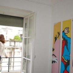 Отель Lisbon Economy Guest Houses Old Town I спортивное сооружение