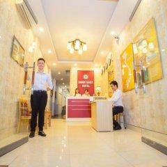 Отель Hanoi Daisy Hotel Вьетнам, Ханой - отзывы, цены и фото номеров - забронировать отель Hanoi Daisy Hotel онлайн интерьер отеля фото 3