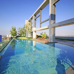 Отель Centric Sea By Pattaya Sunny Rentals Паттайя бассейн фото 2