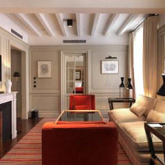 Отель Marquis Faubourg Saint Honoré - Relais & Châteaux Франция, Париж - 1 отзыв об отеле, цены и фото номеров - забронировать отель Marquis Faubourg Saint Honoré - Relais & Châteaux онлайн комната для гостей фото 2