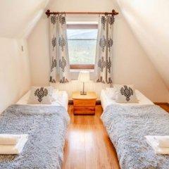 Отель Apartamenty Velvet Польша, Косцелиско - отзывы, цены и фото номеров - забронировать отель Apartamenty Velvet онлайн ванная фото 2