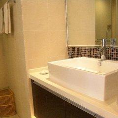 Апартаменты Lasony Serviced Apartment ванная фото 2