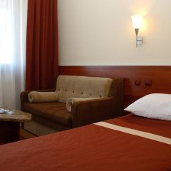 Гостиница Интурист–Закарпатье комната для гостей фото 5