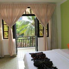 Antique Palm Hotel балкон