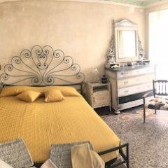 Отель Affittacamere La Citta Vecchia Генуя сауна