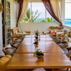 Отель Bora Vaite Lodge Французская Полинезия, Бора-Бора - отзывы, цены и фото номеров - забронировать отель Bora Vaite Lodge онлайн питание