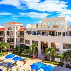 Отель Paseo del Sol by Royal Properties Плая-дель-Кармен бассейн