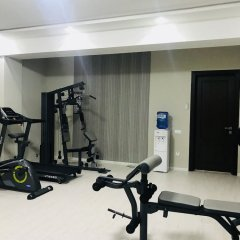 Отель Хуа Узбекистан, Ташкент - отзывы, цены и фото номеров - забронировать отель Хуа онлайн фитнесс-зал