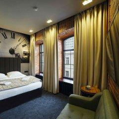 Boutique Hotel Wellion Baumansky комната для гостей