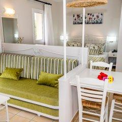 Отель Aktea Beach Village комната для гостей фото 5