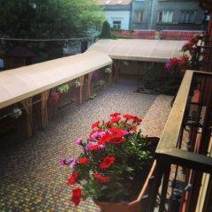 Гостиница Leotel Львов балкон