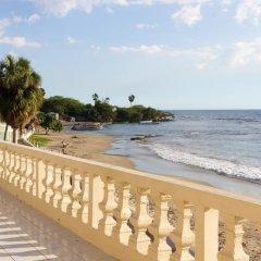 Отель Golden Sands Guest House Треже-Бич пляж
