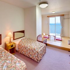 Отель Miyuki Hamabaru Resort Центр Окинавы комната для гостей фото 3