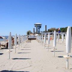Отель Agenzia Vear Monte 4 пляж фото 2