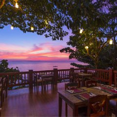 Отель Koh Jum Resort питание фото 3