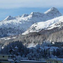 Отель Chesa Grischa Швейцария, Санкт-Мориц - отзывы, цены и фото номеров - забронировать отель Chesa Grischa онлайн фото 3