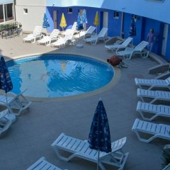 Atoss Hotel бассейн фото 2
