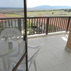 Отель Harmony Hills Complex Болгария, Балчик - отзывы, цены и фото номеров - забронировать отель Harmony Hills Complex онлайн балкон