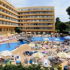 Отель Medplaya Hotel Calypso Испания, Салоу - отзывы, цены и фото номеров - забронировать отель Medplaya Hotel Calypso онлайн пляж