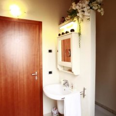 Отель B&B Campovolo Монцамбано ванная