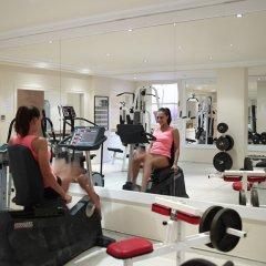 Отель Mitsis Lindos Memories Resort & Spa Греция, Родос - отзывы, цены и фото номеров - забронировать отель Mitsis Lindos Memories Resort & Spa онлайн фитнесс-зал