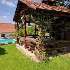 Отель Guest house Magyar Route 66 Венгрия, Силвашварад - отзывы, цены и фото номеров - забронировать отель Guest house Magyar Route 66 онлайн бассейн