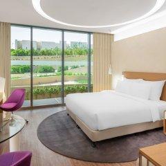 Radisson Blu Hotel & Residence, Riyadh Diplomatic Quarters комната для гостей фото 5