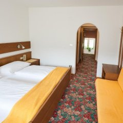 Отель Pension Lahn Парчинес комната для гостей фото 4